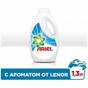 ARIEL Авт Гель СМС жидк. Touch of Lenor Fresh 1300мл */4