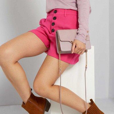 Французская одежда для женщин и мужчин. Распродажа и новинки — Сумки, клатчи — Сумки