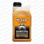 Автошампунь Hi-Gear Tochless Car Wash Concentrate, для бесконтактной мойки, концентрат, бутылка 1л, арт. HG8002N
