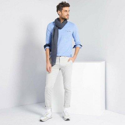 Французская одежда для женщин и мужчин. Распродажа и новинки — Мужчины. рубашки, футболки