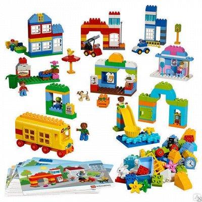 ВЕЛОСИПЕДЫ🌠ИГРУШКИ❋Большой ассортимент❋Быстрая доставка  — Конструкторы и игрушки для конструирования — Конструкторы и пазлы