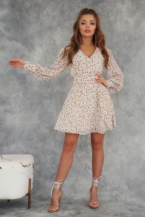 Платье              93.1035-2627-Пудровый