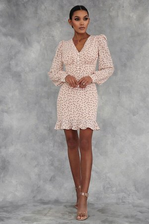 Платье              93.1037-2622-Персиковый