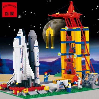 ВЕЛОСИПЕДЫ🌠ИГРУШКИ❋Большой ассортимент❋Быстрая доставка  — Космос, авиация — Конструкторы и пазлы