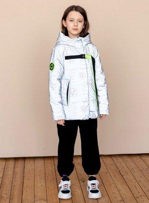 2165-S Куртка на синтепоне
