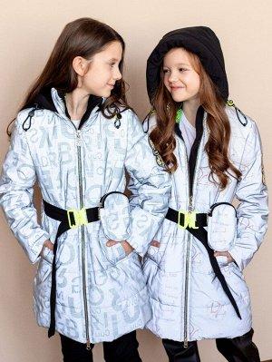 2107-S Пальто на синтепоне