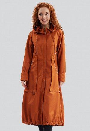 2135 коричнево-оранжевый
