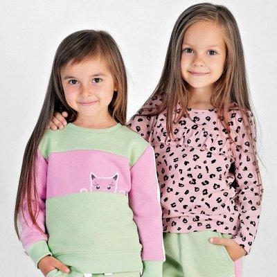 RONDA — бюджетный трикотаж для детей, подростков и взрослых  — Костюмы девочкам — Комбинезоны и костюмы