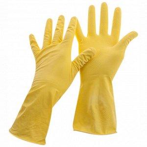 Перчатки хозяйственные, суперпрочные
