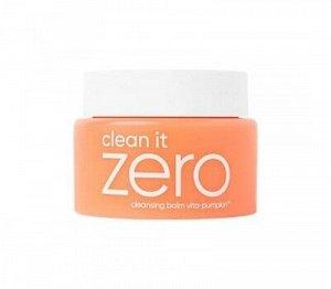 BANILA CO Clean It Zero Cleansing Balm Pumpkin Витаминный очищающий бальзам с тыквой, 100 гр