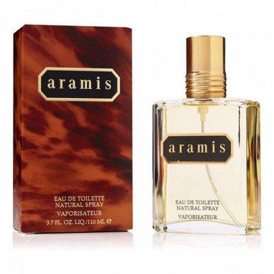 Элитная косметика и парфюмерия . Майская акция — Aramis — Мужские ароматы