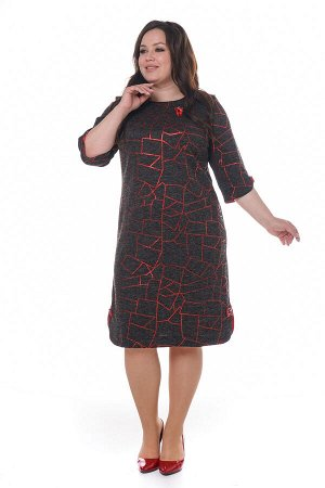 Платье-4293