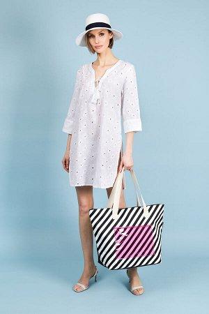 Платье 100% хлопок, FABRETTI, FCH20519-1