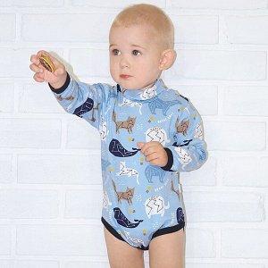 Боди-водолазка Milimbi для малыша
