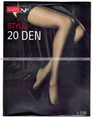 NARIS STYLE колготки женские 20 den