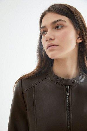 Куртка жен. Camaro  темно-коричневый