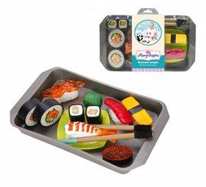 "Mary Poppins. Набор посуды с продуктами ""Кухни мира. Японский ресторан"" арт.453139"