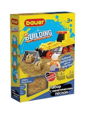 """Bauer.752 Конструктор """"Building"""" набор с грейдером  РРЦ 799 руб."""