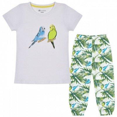 KO*GAN*KIDS, для деток, от 0 до школы, новая летняя коллекци — Детские пижамы. Скидки на все -25-30%