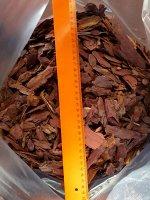 Кора сибирской лиственницы. Фракция Средняя 3-6 см