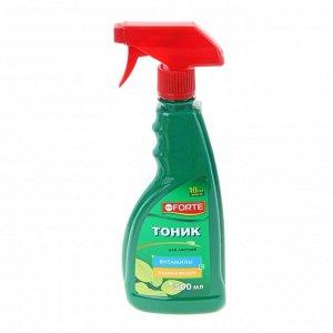 Тоник Бона Форте для листьев 500мл зеленый флакон, с триггером