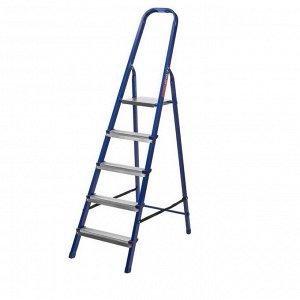 Лестница-стремянка MIRAX 38800-05, стальная, 101 см, 5 ступеней