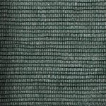 Сетка фасадная затеняющая, 2 ? 5 м, плотность 55 г/м?, зелёная, с клипсами