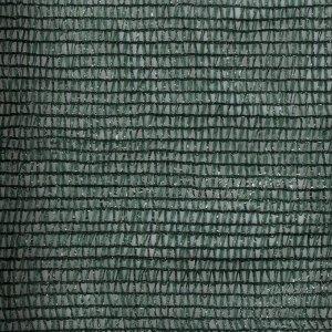 Сетка фасадная затеняющая, 4 ? 5 м, плотность 55 г/м?, зелёная, с клипсами
