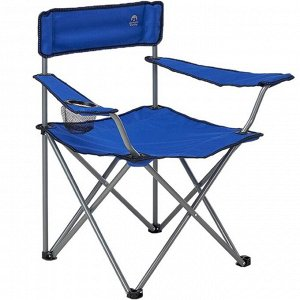Кресло складное кемпинговое JUNGLE CAMP Raptor, 50 х 50 х 80 см, цвет синий