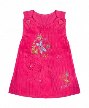 Сарафан для девочки Цвет: брусничный