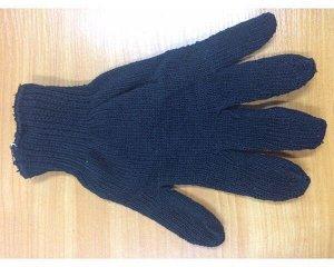 Перчатки - №12 ТЕПЛЫЕ полушерстяные (упак 10 пар/мешок - 150 пар) (р.22)