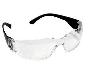 Очки защитные открытые, прозрачные, Ультра Лайт (кор.100шт) б/р