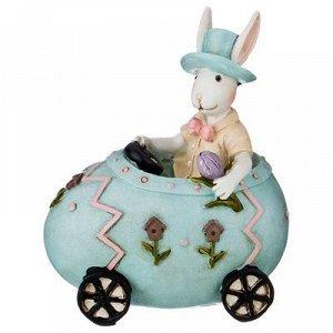 "Фигурка ""пасхальный кролик"" 12*8*14 см (кор=36шт.)"