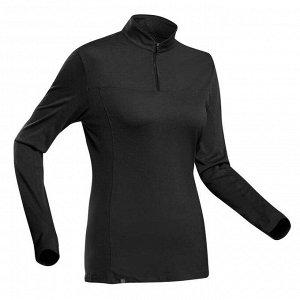 """Футболка Футболау из усиленной мериносовой шерсти: одна футболка на несколько дней! Шерсть идеальна для похода: мягкая, прочная, """"дышащая"""", она поддерживает приятную для Вашего тела температуру в любо"""