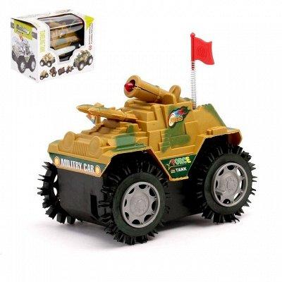 Море игрушек для детей🦊 Бизиборды, игровые наборы, роботы👾   — Транспорт на батарейках — Игрушки и игры