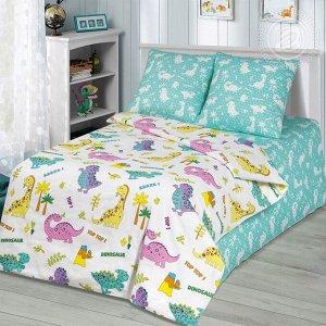 Комплект постельного белья Динопарк