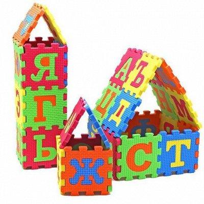Мир развивающих игрушек Wood Toys™ — EVA Пазлы и Вкладыши
