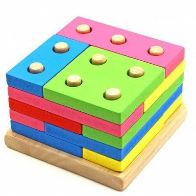 Мир развивающих игрушек Wood Toys™ — ГОЛОВОЛОМКИ. Деревянные