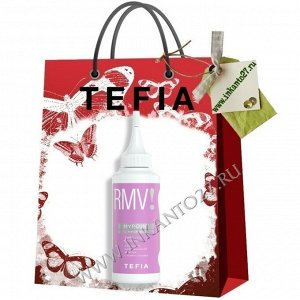 Tefia My Skin Color Remover Средство для удаления краски с кожи головы, 120 мл