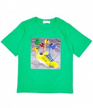 Футболка Colabear 685358 Зеленый *