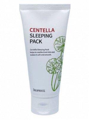 Успокаивающая ночная маска с центеллой Centella Sleeping Pack