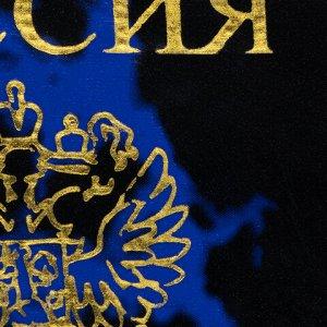 """Обложка для паспорта, тиснение """"Герб"""", ПВХ, ассорти, STAFF, 237580"""