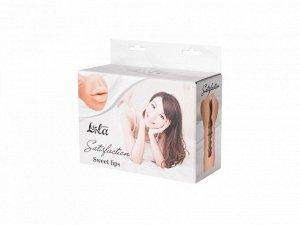 Мастурбатор-ротик Satisfaction Sweet Lips