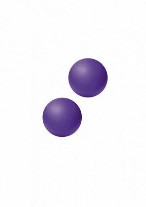 Тяжелые металлические шарики без сцепки в силиконовой оболочке Emotions Lexy Medium