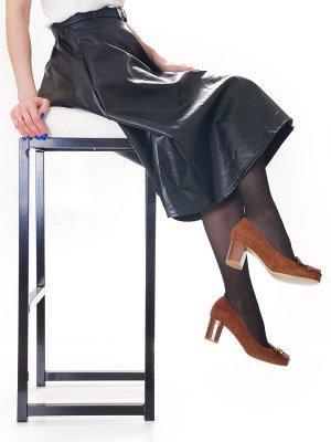 Туфли Страна производитель: Китай Полнота обуви: Тип «F» или «Fx» Сезон: Весна/осень Тип носка: Закрытый Форма мыска/носка: Закругленный Каблук/Подошва: Каблук Высота каблука (см): 5,5 Материал верха: