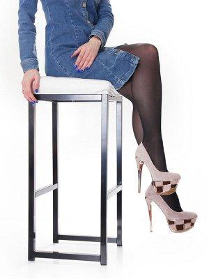 Туфли Страна производитель: Китай Полнота обуви: Тип «F» или «Fx» Сезон: Весна/осень Тип носка: Закрытый Форма мыска/носка: Закругленный Каблук/Подошва: Каблук Высота каблука (см): 13 Высота платформы