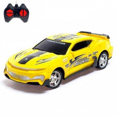 Сима - Игрушки для мальчиков — Транспорт на радиоуправлении — Игрушки и игры
