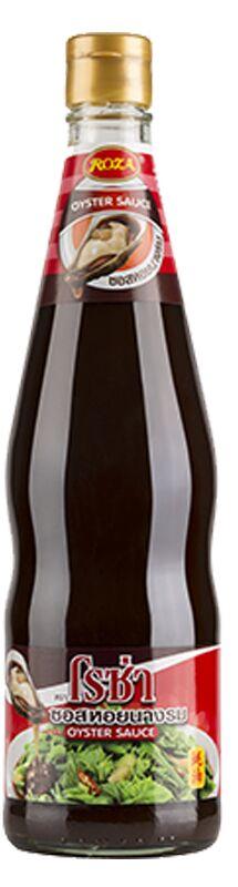 Устричный соус (ROZA Black OYSTER SAUCE), 670 гр.