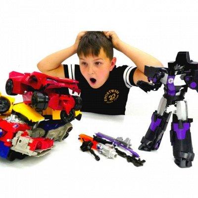 Сима - Игрушки для мальчиков — Роботы с трансформацией — Игрушки и игры