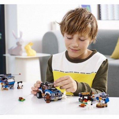 Сима - Игрушки для мальчиков — Блочный конструктор — Игрушки и игры